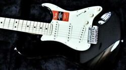 With Case First Fender American Professional Stratocaster Usa Corona Cali _51425