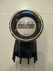 Faria Boat Systems Check Monitor Guage Gpk604a No Oil/hot/chk Eng/low Oil