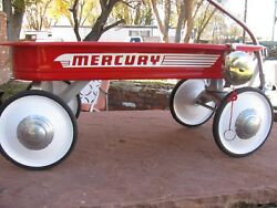 Vintage Pull Wagon,1940/50's Murray, Pedal Car