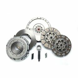 South Bend Organic Street Dual Disc Clutch For 2003-2007 Ford 6.0l Powerstroke