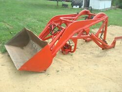 1959 Ford 841 Tractor Front End Loader 800