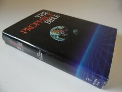 The Prophecy Bible Nkjv Version Nelson 403hc Hard Cover With Dust Jacket
