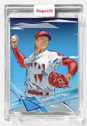 Topps Project 70 Card 385 - Shohei Ohtani By Naturel Presale 🔥🔥