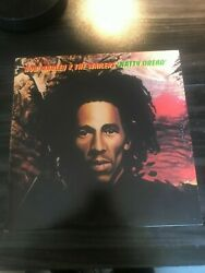 Bob Marley And The Wailers Natty Dread Lp Record Island Ilps-9281 Nm/nm 1974
