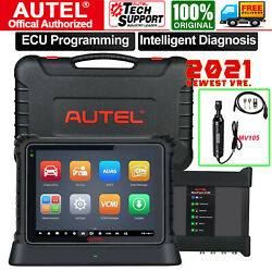 Autel Maxisys Ultradiagnostic Scan Tool Ecu Programming Upgraded Of Ms919/ms909