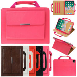Handbag Leather Case Smart Flip Cover For Ipad Pro 11 12.9 Inch 2021 2020 Air 4