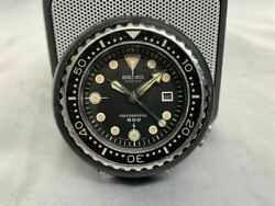 Seiko Professional Diver 6159-7010 Rare Automatic Mens Watch Authentic Working