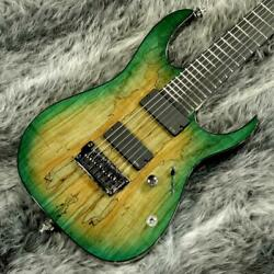 Ibanez Iron Label Rgix27fesm Foggy Stained Blue