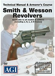 American Gunsmithing Institute Armorerandrsquos Course Video On Dvd For Smith And Wess...