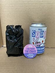 Funko Soda Icons Energizer Bunny Specialty Series Chase Sealed In Bag