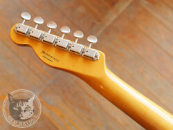 Fender Mexico Classic 60s Telecaster Candy Apple Red 6b528