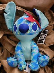 New With Tags Stitch Crashes Disney Little Mermaid Plush Limited Release In Hand