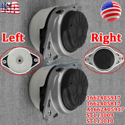 For Mercedes Gle350 Gle Ml350 W166 Front Left Engine Mount Support 2012 - 2018