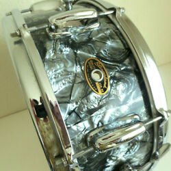 Slingerland Radio King Artists Model 1 Ply Maple Snare Drum Early 1960s Bd Pearl