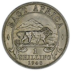 East Africa 1 Shilling 1948 Uncirculated