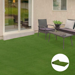 156 X 39.6 Fake Grass W/ Drain Holes For Rain And Comfort Feel, 1.2 Height