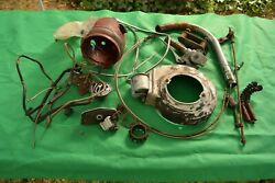 Vintage Motorcycle/scooter Parts Allstate