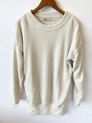 Free People Beach Women's Super Soft Terry Knit Coverup Dress Pullover Size XS $29.99