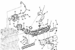 Genuine New Holden Cruze 2018-2018 1.6l Petrol Fuel Injection Pump