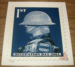 James Cauty - Occupation Day 1st 2nd And 3rd Class Pop Editions - Set Of 3 Rare