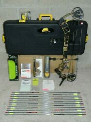 New Loaded 2021 Pse Evo Evl 32 Bow Package- 25 To 30.5 - 65 Lb- Camo