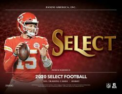 2020 Select Football Concourse Premier Club amp; Field Levels Pick Your Card $1.10
