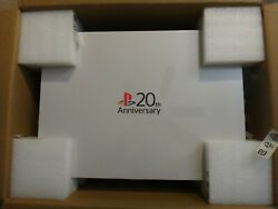 Sony Playstation 4 20th Anniversary 500gb Edition Video Game Console
