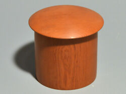 Natural Wood First Rank One By Tea Utensils Crafts Contemporary Lacquerware