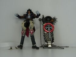Beyond The Grave 8 Inch Action Figure From Gungrave By Kaiyodo