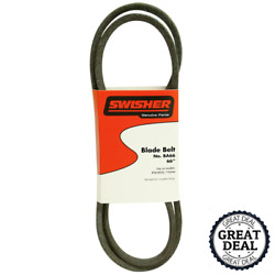 Replacement Blade Belt For Swisher 44 Inch Trail Riding Mower Deck Drive Trimmer