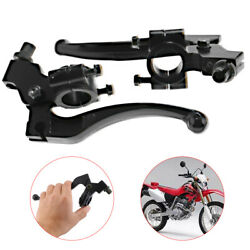 Brake Clutch Lever Perch Motorcycle Leftamp;Right For Honda CR100 CR250 XR250 US $12.99