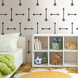 Set of 28 Vinyl Wall Art Decals Arrows from 1.44quot; to 10quot; Each Modern Ur...