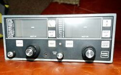 Mac1700 Nav/comm System Kx-170b With Tray Worked When Removed
