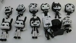 Lot Of 12 Funko Pop Bendy And The Ink Machine Pop Vinyl Collection