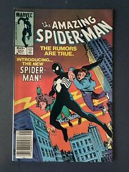 Title Amazing Spiderman 252 First Appearance of Black Costume Key issue