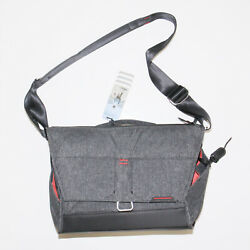 Peak Design the everyday Messenger For Cameras and Essential Carries Charcoal $175.00