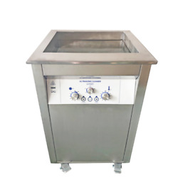 50l 110v 40khz Industrial Ultrasonic Cleaner Other Frequency Contact Us