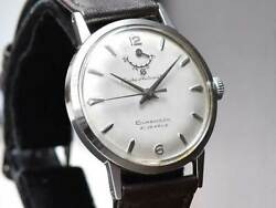 Seiko 14043 Vintage 21 Jewels Indicator Automatic Mens Watch Authentic Working