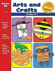 Best Of The Mailbox Arts And Crafts Grades K-1 The Mailbox Book