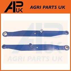 Lower Link Lift Arm Linkage Lhrh Kit For Ford New Holland 2000 2100 2110 Tractor