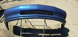 1994 1995 Oldsmobile Achieva S Front Bumper Cover Reinforcement Bar.used Ad0124