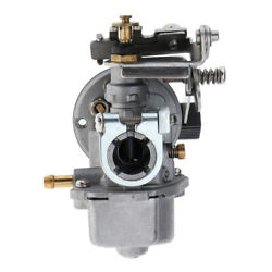 Carburetor Carburetor Replacement For Yamaha 2-stroke 2hp Outboard Stainless