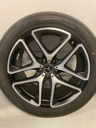 4 Amg G Wagon Alloy Wheels Complete With Tyres. 185/45/21