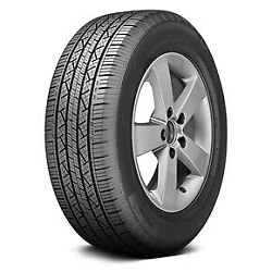 Continental Crosscontact Lx25 275/45r20xl 110v Bsw 4 Tires