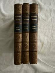 Thomas Ingoldsby / Ingoldsby Legends Three Volumes Or Mirth And Marvels 1st