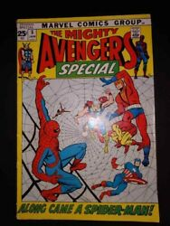 Avengers Annual 5 First U.s. Reprint Of Avengers 8 The First App. Of Kang
