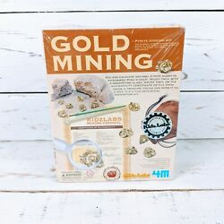Pyrite Digging Kit Dig And Excavate Fool's Gold By 4m Kidz Labs Gold Mining