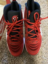 Size 11 - Nike Air Penny 5 Red Eagle 2012