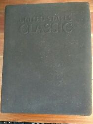 United States Stamp Collection - 1 Vol. 1867-1987
