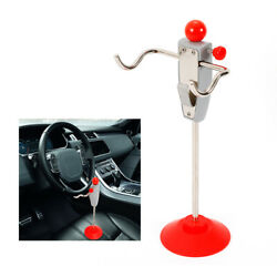 14.5 Car Alignment Rack Steering Wheel Leveling Holder Stand Tool Lock System